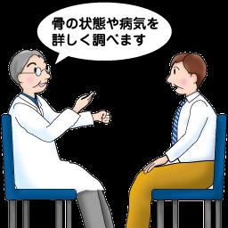 骨の検査 骨シンチグラフィ検査を受けるにあたって 日本メジフィジックス株式会社